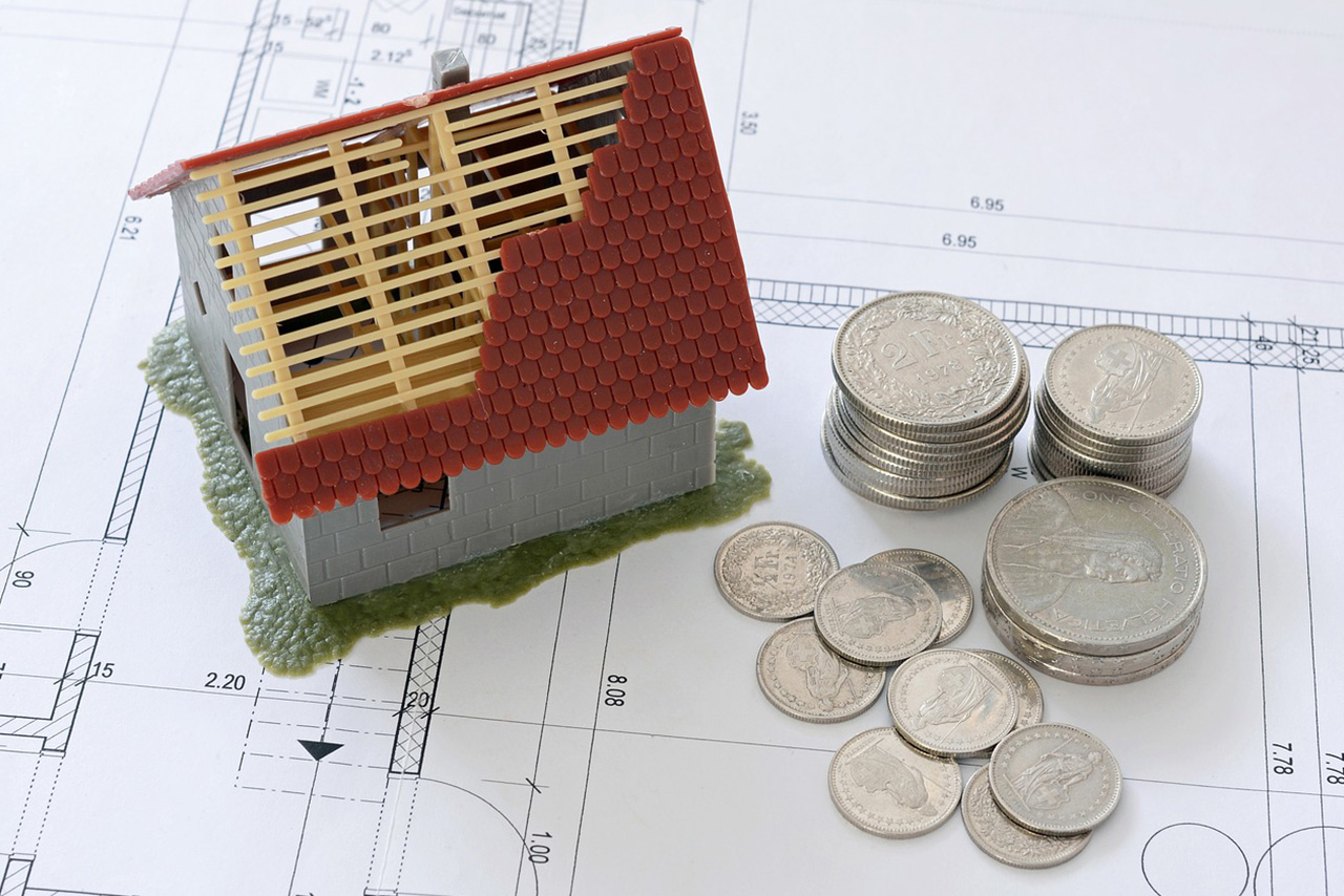 Hypotéční úvěr