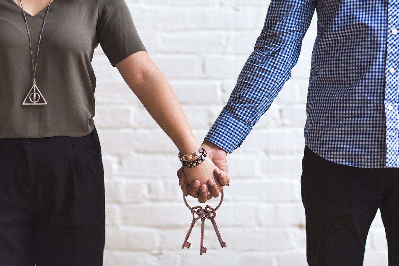 Společné jmění manželů (SJM)