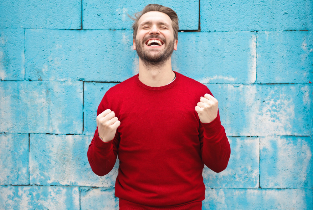 Obrázek radost ze slevy