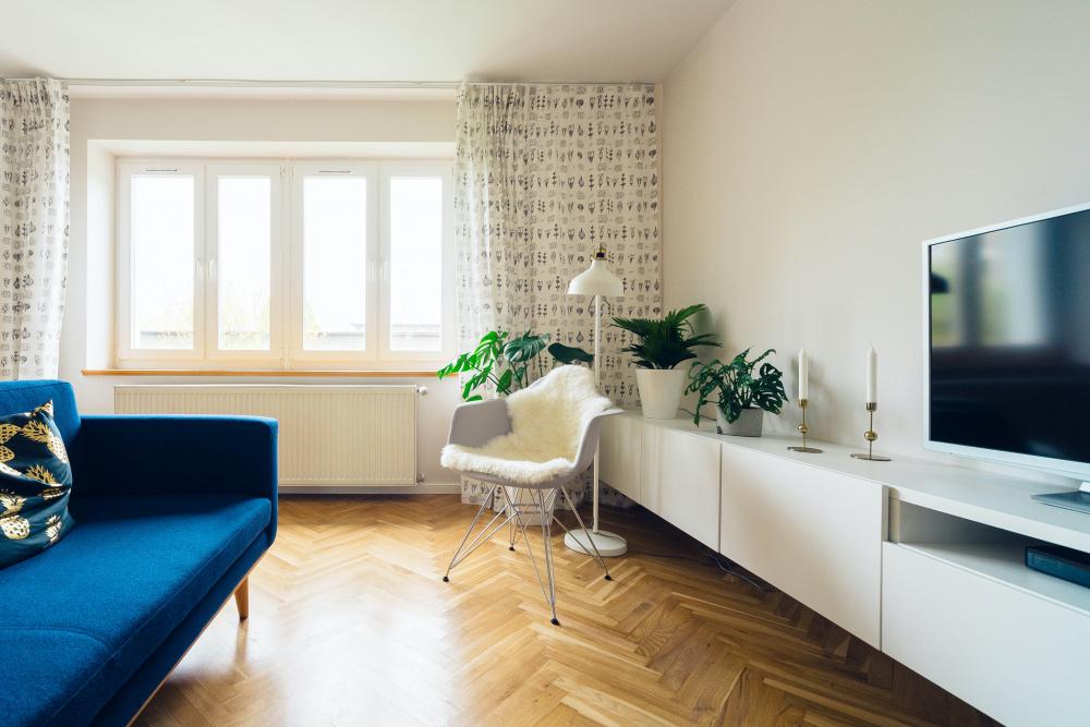 Ilustrační foto obývací pokoj