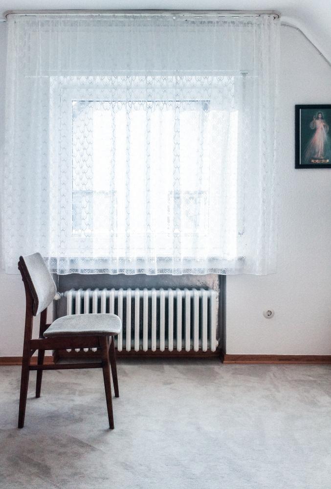 Pan V.K. prodal na jaře svůj dům